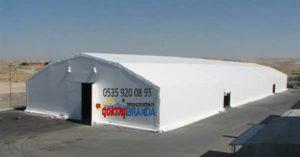 izolasyonlu çadır fiyatları