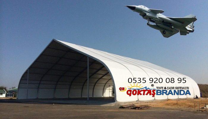 Uçak Hangar Çadırı